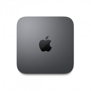 Apple Mac mini QC i3 3.6GHz 8GB/SSD 128GB/Intel UHD Graphics 630 (szary)