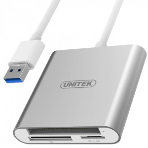 Czytnik kart Unitek All-in-One USB 3.0
