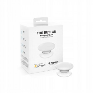 Włącznik Fibaro The Button Home Kit (biały)