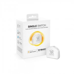 Włącznik jednoobwodowy Fibaro Single Switch Home Kit