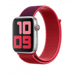 Opaska sportowa z edycji (PRODUCT)RED do koperty 44 mm