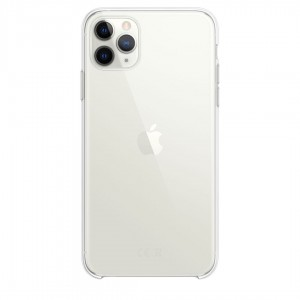 Etui Apple iPhone 11 Pro Max Clear Case (przezroczyste)