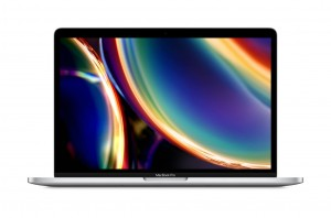 "Apple MacBook Pro 2020 13.3""/2.0GHz QC i5/16GB/1TB/Touch Bar/Intel Iris Plus (srebrny)"