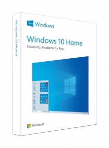 Microsoft Windows 10 Home 32/64bit BOX PL