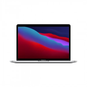 "Komputer Apple MacBook Pro 13.3""/8C Apple M1/8C GPU/8GB/256GB/Touch Bar (srebrny)"