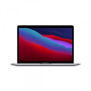 "Komputer Apple MacBook Pro 13.3""/8C Apple M1/8C GPU/8GB/512GB/Touch Bar (szary)"