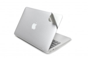 "Folia ochronna Jcpal MacGuard MacBook Air 11"" (srebrny)"