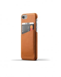 Etui Mujjo iPhone 6 Leather Wallet Case (brązowe)